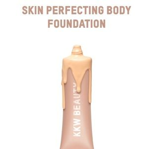 KKW body foundation in color FAIR